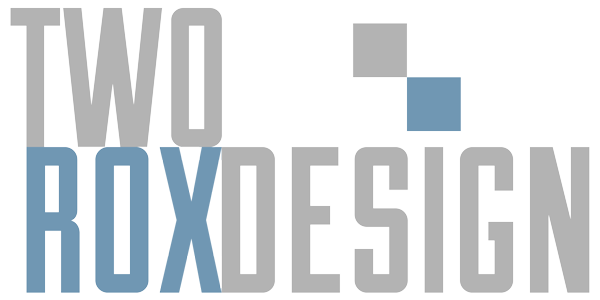 Two Rox Design Logo